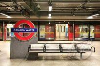 Canada water platform
