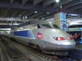 TGV Gare Montparnasse