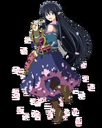 Kushi sng cherry blossom