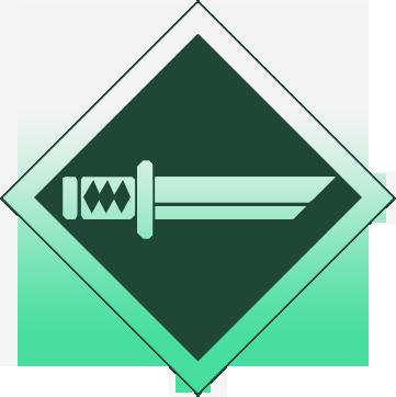 Archivo:Samurai Logo.png