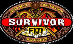Survivor fiji logo
