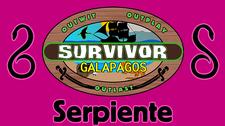 Serpiente Flag