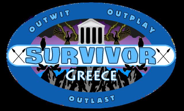 File:Survivor Greece Logo Transparent.png