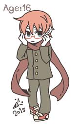Kazuya megane