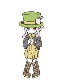 Hatter normal
