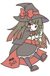 Kori halloween2