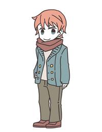 Kazuya normal