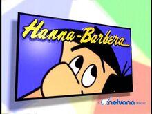 Hanna-Barbera current logo (made by Nelvana) with Nelvana byline
