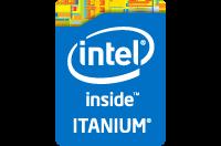 Intel Itanium logo (2013)