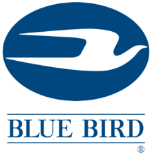 Blue Bird Logo svg