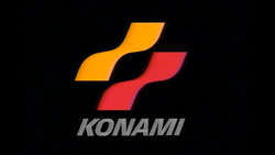 Konami Logo 1988 VHS