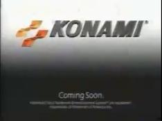 Konami Commercial Logo