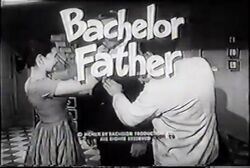 Bachelor Father odd opening