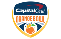 Capital One Orange Bowl logo