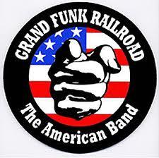 Grand funk railroad logo