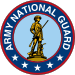 US Army National Guard Insignia svg