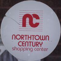 Northtown Century Shopping Center sticker