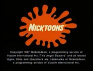 Nicktoons Productions, The Angry Beavers