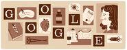 Google Dorothea Christiane Erxleben's 300th Birthday (Version 2)