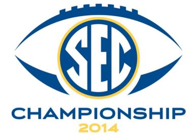 2014 SEC Championship Game logo