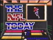 CBS Sports' The NFL Today Video Open From 1983