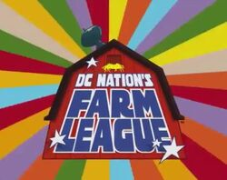 DC Nation's Farm League Logo
