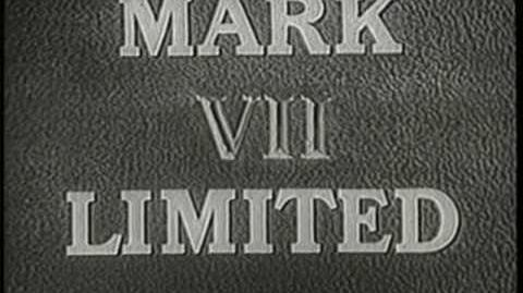 "Mark VII Limited ""Hammer"" Logo (1958)"