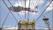 Pixels short film