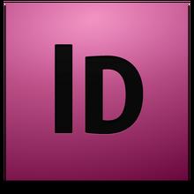 Adobe InDesign (2008-2010)