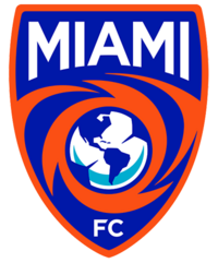 Miami FC logo (introduced 2015)