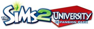 The Sims 2 - University (Horizontal)