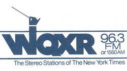 WQXR 96.3 FM 1560 AM