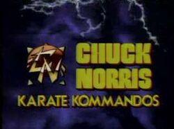 Chuck norris kk