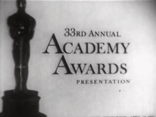 Oscars 1961