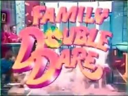 Australian Family Double Dare