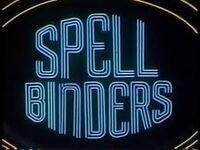 Spellbinders game show pilot