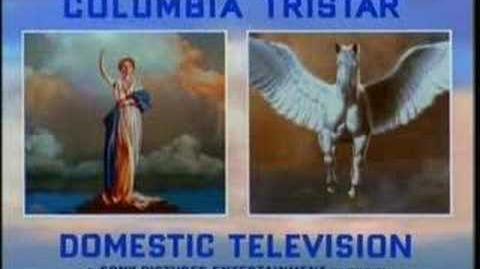 Columbia TriStar Domestic Television logo (2001)