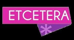 Etcetera Logo 2013