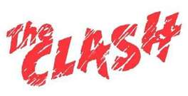 The clash logo