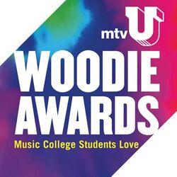 Mtvu woodie awards logo a s