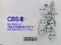 CBS Television City 1975-Young and the Restless