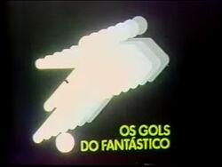 Os Gols do Fantástico 1980