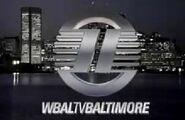 WBAL Weekend News Open 1989