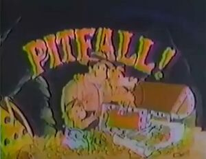 Supercade pitfall