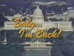 Baby im back