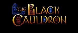 Black Cauldron 1985