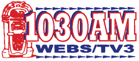 WEBS 1030AM logo