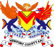 Newport County AFC logo
