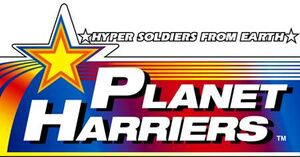 Planetharriers logo