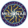 Milionar (Czech Republic) logo